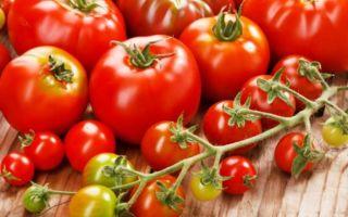 Польза помидор на ночь