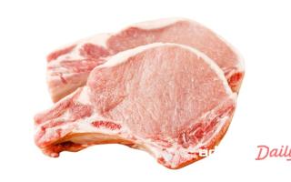 Суп из свинины польза и вред