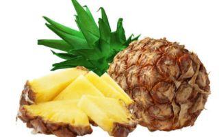 Цукаты ананаса и папайи польза и вред