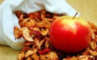 Пареные яблоки польза