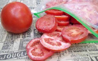 Польза от вяленых помидоров