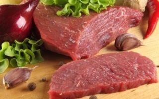 Польза говядины и телятины