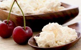 Деревенский творог калорийность польза