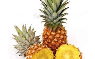 Ананас польза и вред для здоровья при диабете