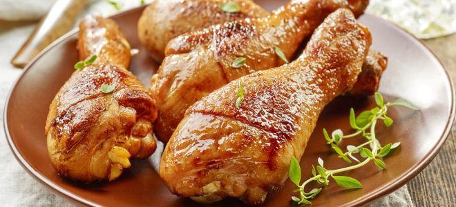 Куриные бедра в аэрогриле