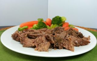 Мясо говядины польза и вред для мужчин