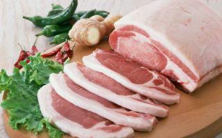Мясо свинина польза и вред для организма