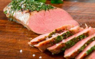 Сырая свинина польза