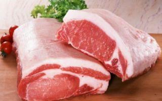Польза и вред окорока свинины