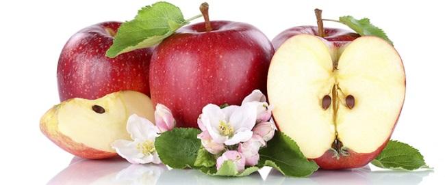 Яблоки вареные польза